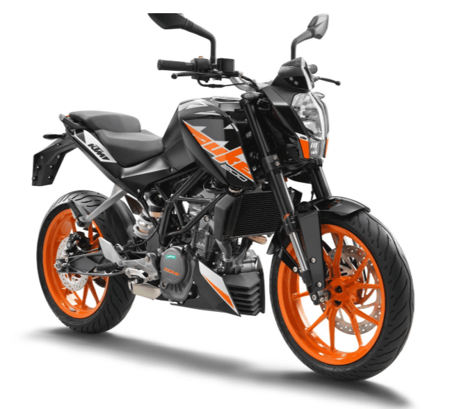 Review KTM DUKE 200